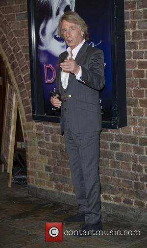 rick parfitt - 'Dusty Springfield' VIP night at Charing Cross Theatre - London, United Kingdom - Tuesday 14th July 2015