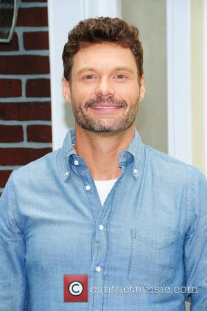 Ryan Seacrest - Ryan Seacrest promoting new Fox show 'Knock Knock Live' - NY, New York, United States - Tuesday...