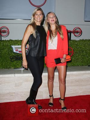 Gabrielle Reece and Victoria Azarenka