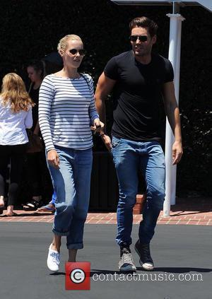 Claire Holt and Nick Hounslow - Newly engaged The Originals star Claire Holt with former Vampire Diaries star and her...