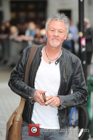 Paul Young - Paul Young seen out and about  in London  at BBC Studios - London, United Kingdom...