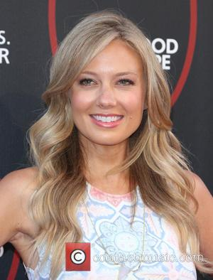 Melissa Ordway - Warner Brothers Studio Tour Hollywood Expansion Official Unveiling, Stage 48: Script To Screen at Warner Brothers Studios...