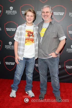 Patrick Labyorteaux and son