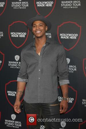 Mehcad Brooks - Warner Brothers Studio Tour Hollywood Expansion Official Unveiling, Stage 48: Script To Screen at Warner Brothers Studios...
