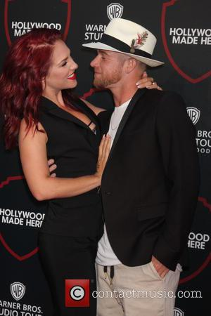 Sharna Burgess and Paul Kirkland