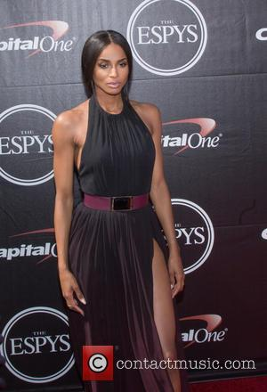 Ciara - The 2015 ESPYS at Microsoft Theater - Red Carpet Arrivals - Los Angeles, California, United States - Wednesday...