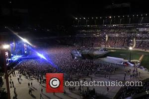 Dave Grohl, Citi Field and Atmosphere