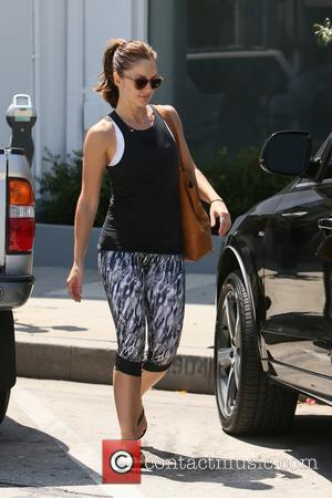 Minka Kelly - Minka Kelly seen leaving Rise Movement gym after having a workout. - Los Angeles, California, United States...