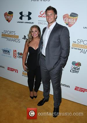 Shane West and Shawn Johnson