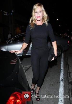 Melanie Griffith - Celebrities visit Craig's restaurant in West Hollywood - Los Angeles, California, United States - Wednesday 15th July...