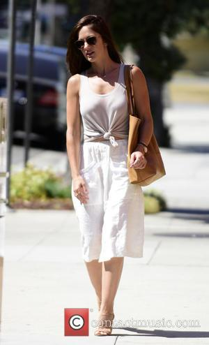 Minka Kelly - Minka Kelly shows off her natural beauty after leaving a salon in Beverly Hills - Los Angeles,...