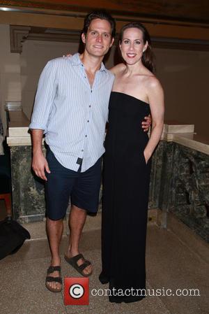 Steven Pasquale and Miriam Shor