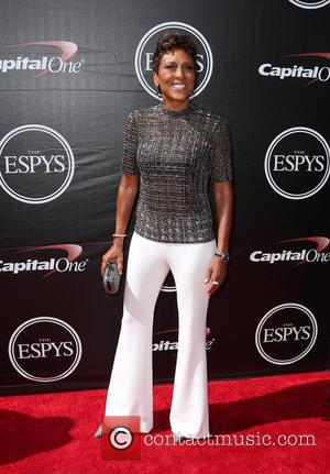 Robin Roberts - The 2015 ESPY Awards held at The Microsoft Theatre - Red Carpet Arrivals at Microsoft Theater -...