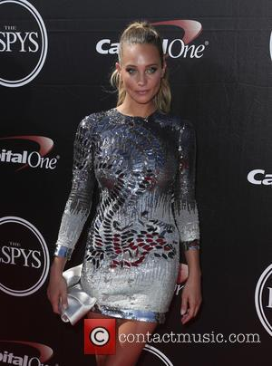 Hannah Davis - The 2015 ESPY Awards held at The Microsoft Theatre - Red Carpet Arrivals at Microsoft Theater -...
