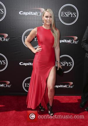 Lindsey Vonn - The 2015 ESPY Awards held at The Microsoft Theatre - Red Carpet Arrivals at Microsoft Theater -...
