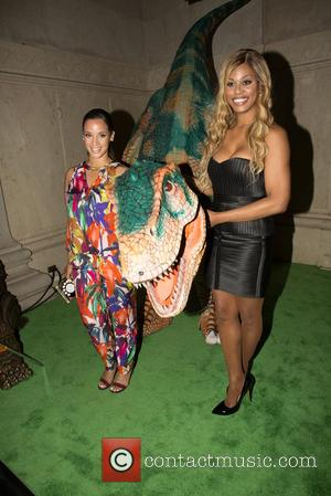 Dascha Polanco and June Ambrose - Launch of Dino Tales and Safari Tales at the American Museum of Natural History...