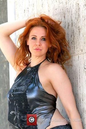 Maitland Ward - Maitland Ward modelling for a photo shoot for Quynh Paris Ready-To-Wear Collection - Los Angeles, California, United...