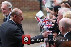 Prince Philip and Duke of Edinburgh - The Queen and the Duke of Edinburgh visit Chadwell Heath Community Centre and...