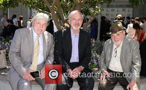 Stacy Keach, James Keach and Guest