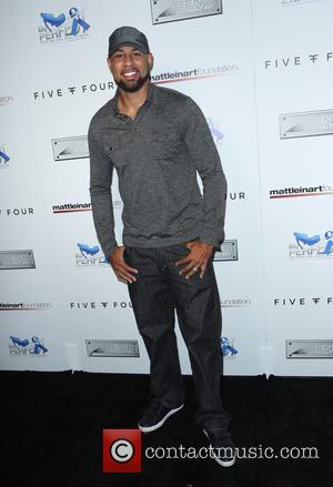 Hank Baskett - 9th Annual Celebrity Bowl for Charity held at Lucky Strike - Arrivals - Los Angeles, California, United...