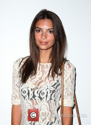 Emily Ratajkowski - Desert Voices Opening Exhibition at De Re Gallery - West Hollywood, California, United States - Thursday 16th...