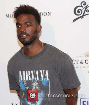 Luke James - Future's new album release party 'Dirty Sprite 2' in New York City - New York, New York,...