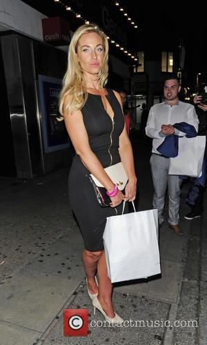 Josie Gibson - In the Style x Now Summer Party at The Drury Club - Departures - London, United Kingdom...