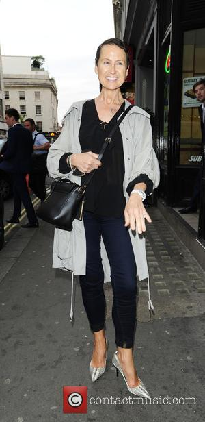 Carol McGiffin - In the Style x Now Summer Party at The Drury Club - Outside Arrivals - London, United...