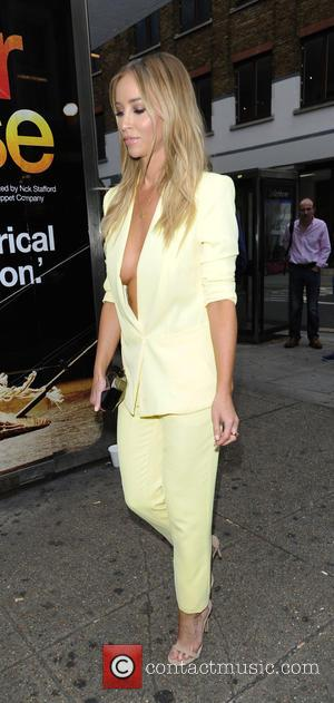 Lauren Pope - In the Style x Now Summer Party at The Drury Club - Outside Arrivals - London, United...
