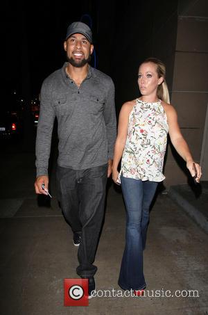 Kendra Wilkinson and Hank Baskett - Kendra Wilkinson and Hank Baskett leave Lucky Strike after attending a private celebrity bowling...
