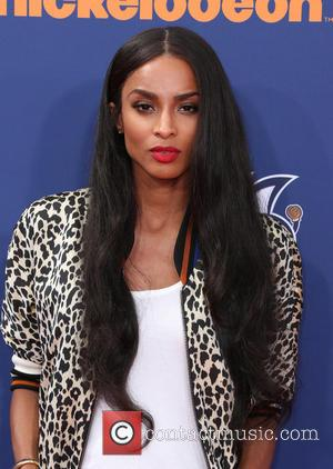 Ciara - Nickelodeon Kids' Choice Sports Awards 2015 at UCLA's Pauley Pavilion - Westwood, California, United States - Thursday 16th...