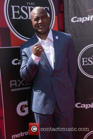 Evander Holyfield - ESPYS 2015 red carpet - Arrivals - Hollywood, California, United States - Thursday 16th July 2015