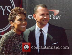 Robin Roberts and Alex Rodriguez