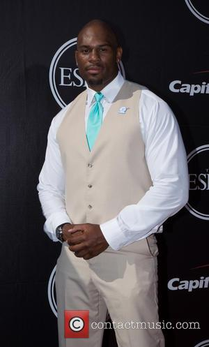 Shad Gaspard - The 2015 ESPYS at Microsoft Theater - Arrivals - Hollywood, California, United States - Thursday 16th July...