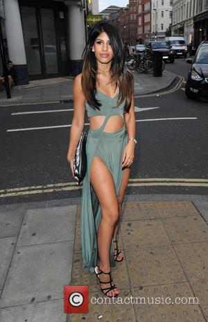 Jasmin Walia - In the Style x Now Summer Party at The Drury Club - Outside Arrivals - London, United...
