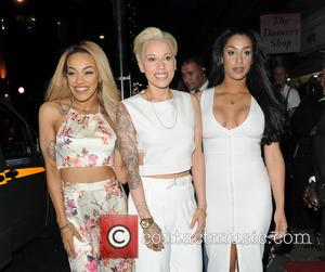 Stooshe - In the Style x Now Summer Party at The Drury Club - Outside Arrivals - London, United Kingdom...