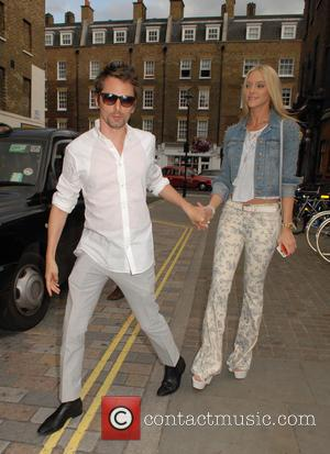 Matt Bellamy and Elle Evans - Celebrities at the Chiltern Firehouse - London, United Kingdom - Friday 17th July 2015