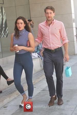 Fran Kranz - Fran Kranz out shopping with a female companion in Beverly Hills - Hollywood, California, United States -...