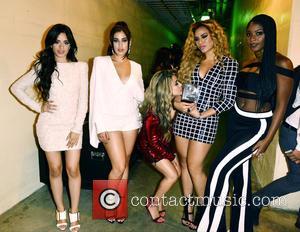 Dinah, Camila Cabello, Lauren Jauregui, Ally Brooke and Fifth Harmony