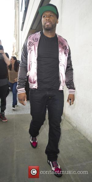 Curtis Jackson and 50 Cent - Curtis Jackson, 50 Cent arrives at the BBC Radio 1 studios - London, United...