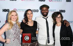 Natasha Lyonne, Lucy Mukerjee-Brown, Malcolm Barrett and Karey Dornetto