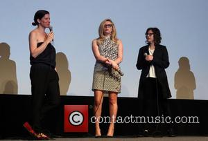 Jamie Babbit, Natasha Lyonne and Karey Dornetto - Premiere of Gamechanger Film's 'Addicted To Fresno' at 2015 Outfest Los Angeles...
