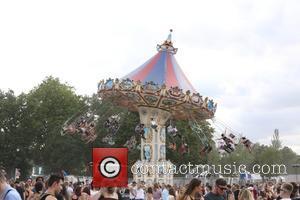 Lovebox Festival - Day 1 at LoveBox - London, United Kingdom - Friday 17th July 2015