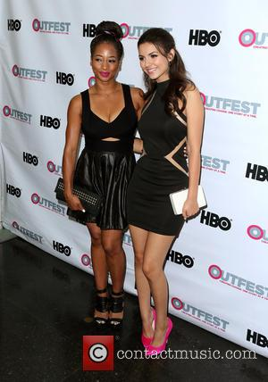 Monique Coleman and Victoria Justice