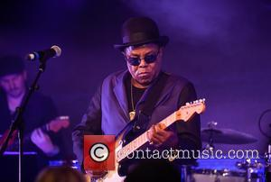 Tito Jackson - Tito Jackson Live at Under The Bridge in Chelsea, performing solo with his band and guests Denise...