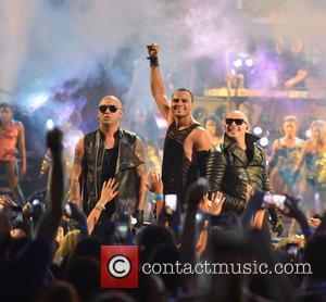 Wisin, Mohombi and Pitbull