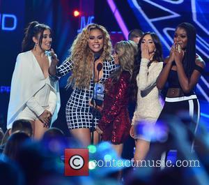 Dinah, Lauren Jauregui, Ally Brooke, Camila Cabello and Fifth Harmony