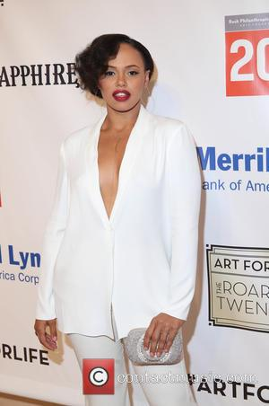 Elle Varner - RUSH Philanthropic Arts Foundation's Art for Life Benefit honoring Dave Chappelle, Michaela and Simon de Pury and...
