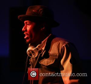 Nick Cannon - Boyz II Men and Nick Cannon performing at #BlogHer15: Experts Among Us. Closing party - New York,...