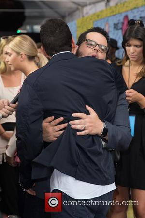 Adam Sandler and Josh Gad